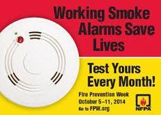 Yonkers kicks off Fire Prevention Week