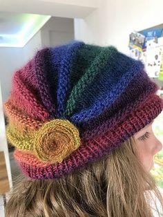 Knitting Blogs, Knitting For Beginners, Knitting Designs, Knitting Patterns Free, Free Knitting, Crochet Patterns, Tricot Simple, Knit Crochet, Crochet Hats