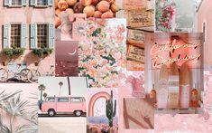 laptop aesthetic desktop pink wallpapers iphone macbook journal mac direction yellow bullet collage backgrounds tap dominica birrei