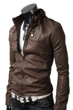 $189. brown leather jackets