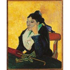 The Arlesienne Canvas Art - (18 x 24)