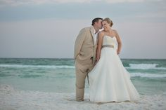 Kate and Will - Seaside Chapel