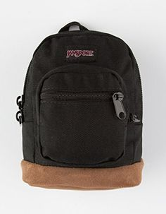 JANSPORT RIGHT POUCH Black BACKPACK -- To view further for this item, visit the image link.(This is an Amazon affiliate link and I receive a commission for the sales)