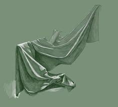 Drapery Study 01 by bishounenizer on deviantART