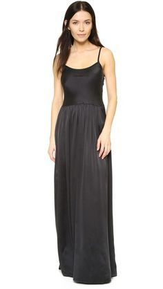 Flannel Essentials Long Dress