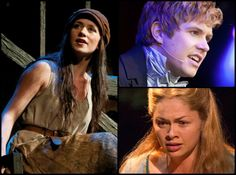 Danielle Hope and Craig Mather returning to Les Miserables and Patrice Tipoki making her West End debut as Fantine. 2016
