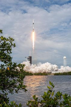 Liftoff of SpaceX's In-Flight Abort Test   NASA
