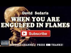 WHEN YOU ARE ENGULFED IN FLAMES by David Sedaris full audiobook 2015