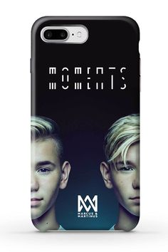 Marcus and Martinus cover for phones. Show that you are a MMer and buy the M&M mobile phone cover from MMSTORE Best Mobile, Mobile Covers, My Boyfriend, Mobiles, Phone Cases, In This Moment, Celebrities, Martinis, White Hoodie