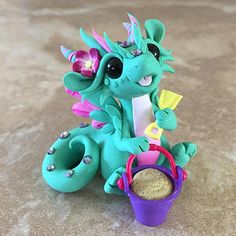 Sand Pail Dragon