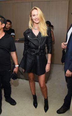 Candice Swanepoel - Rihanna gaf een feestje in New York en deze sterren feestten mee