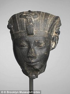 Obliterated: Despite her achievements, Amenhotep II made a concerted effort to obliterate her record