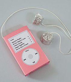 ipods, valentine day, candi, rock candy, ipod valentin