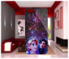 Tangled Galaxy Rapunzel and Flynn iPhone cases 4/4S Case iPhone 5 Case Samsung Galaxy S2/S3/S4 Cases Blackberry Z10 Case from GlobalMarket