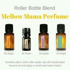 Mellow mama perfume