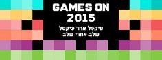 Games On 2015: תערוכת בוגרי התכנית לעיצוב ופיתוח משחקי מחשב - שנקר https://www.facebook.com/events/542224209259757/