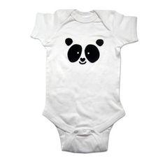 Fab.com   Lil' Panda Onesie