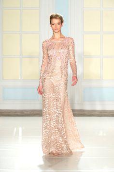 #LFW #wedding ideas #Temperley http://www.weddingandweddingflowers.co.uk/article/631/fashion-week-spy-ss14-wedding-style