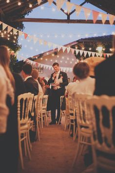 A Rustic French Countryside Wedding: Natalie & Oliver