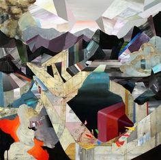 Ricky Allman paintings ftw