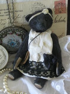 Teddy Bear Artist Event - The Old Post Office Bears