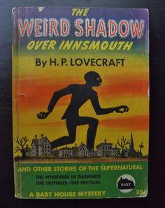 The Weird Shadow Over Innsmouth  HP Lovecraft  1944 by wonderdiva, $35.00
