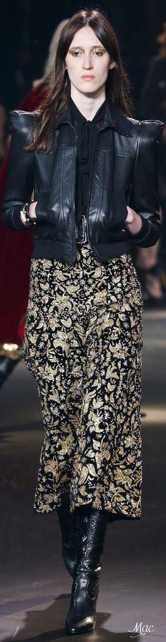 Fall 2016 Ready-to-Wear Saint Laurent (From Fall 2016 Menswear)
