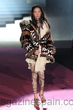 Milan Fashion Week 2015: DSQUARED2