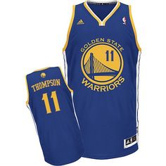 newest e64ff 0f4c5 13 Best Blue Klay Thompson Jersey Adidas Throwback ...