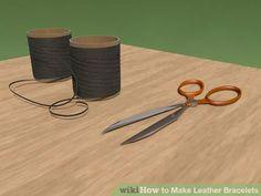 Image titled Make Leather Bracelets Step 1