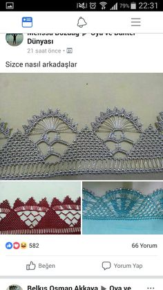 Moda Emo, Crochet Borders, Needle Lace, Doilies, Shoulder Bag, Quilts, Embroidery, Sewing, Mavis
