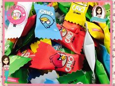 Bala Personalizada - Angry Birds