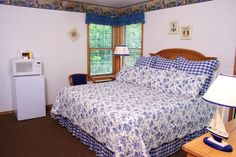 Our delightful Charming King room...
