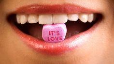 love lips hd wallpaper