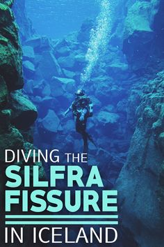 With seventy percent of the planet underwater, you've got to dive in to truly see what the world has to offer. Since getting scuba certified, I've been obsessed with traveling to the best dive sites around the world. The Silfra Fissure in Iceland is one of the most incredible dive sites you will ever see! Here's my experience diving the Silfra Fissure!