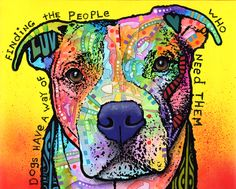 This is so true! Dean Russo Art — Dogs Have A Way Magnet
