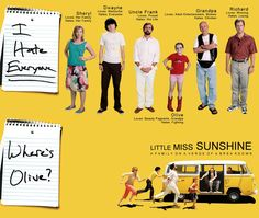Screenwriting Lessons [Part 4]: Michael Arndt - A series featuring insights from the Little Miss Sunshine screenwriter.