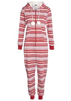 Sexy Lips Adult Footed Onesies Pajamas Fashion