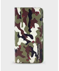 Funda soporte iPhone 6 Plus Camuflaje