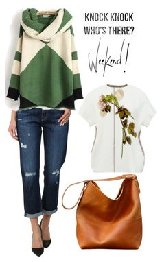 """""""Untitled #766"""" by glory-girl2 ❤ liked on Polyvore featuring AG Adriano Goldschmied, N°21, women's clothing, women's fashion, women, female, woman, misses and juniors"""