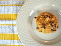 Almond Cherry Quinoa Cookies