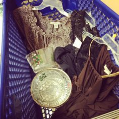 Goodwill haul 1/30/14 via @ keepinitthrifty on Instagram. #MichaelKors