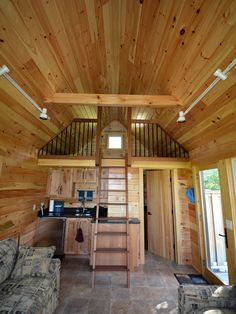 Guest Cabin Renovation, White Mountains Area, NH