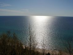 95% of my daydreams look like this. #lakemichigan