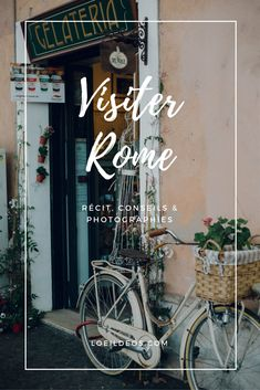 Visiter Rome Travel tips 2019 - Travel Photo Mexico Destinations, Amazing Destinations, Travel Destinations, Rome Travel, Italy Travel, Travel Europe, Paris Travel, Week End En Europe, Travel Guides