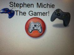 My gaming logo