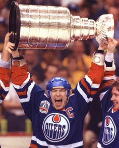 1990- Mark Messier(Edmonton Oilers)