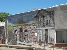 Mural in Silver City, NM