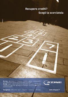 STING Advertising #adv #brandidentity #marketing #creative #playadv #design