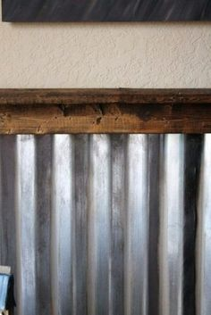 Best wall decored industrial corrugated metal 57+ Ideas #wall